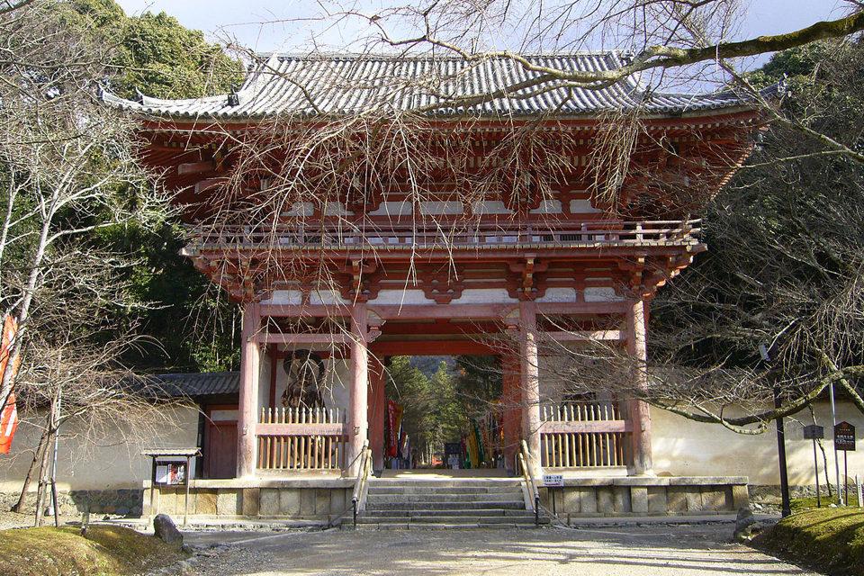 醍醐寺-西大門
