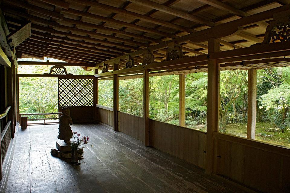 高山寺の石水院