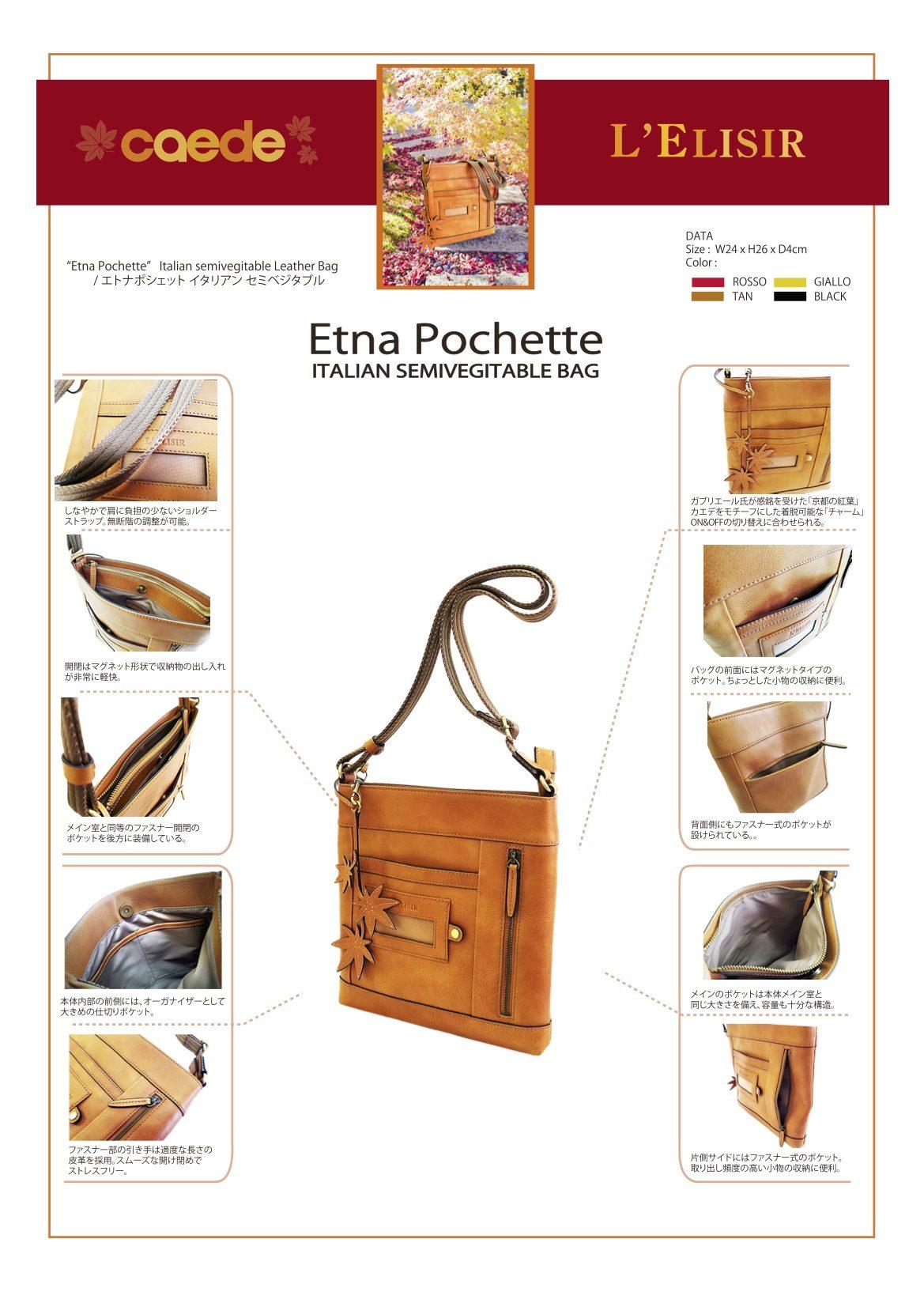 71273 etna pochette 機能説明