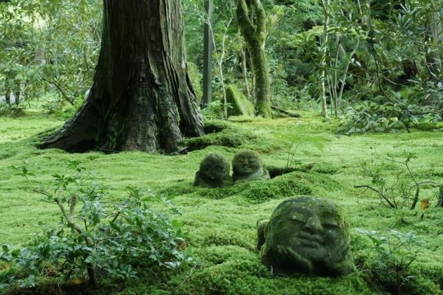 童地蔵 京都