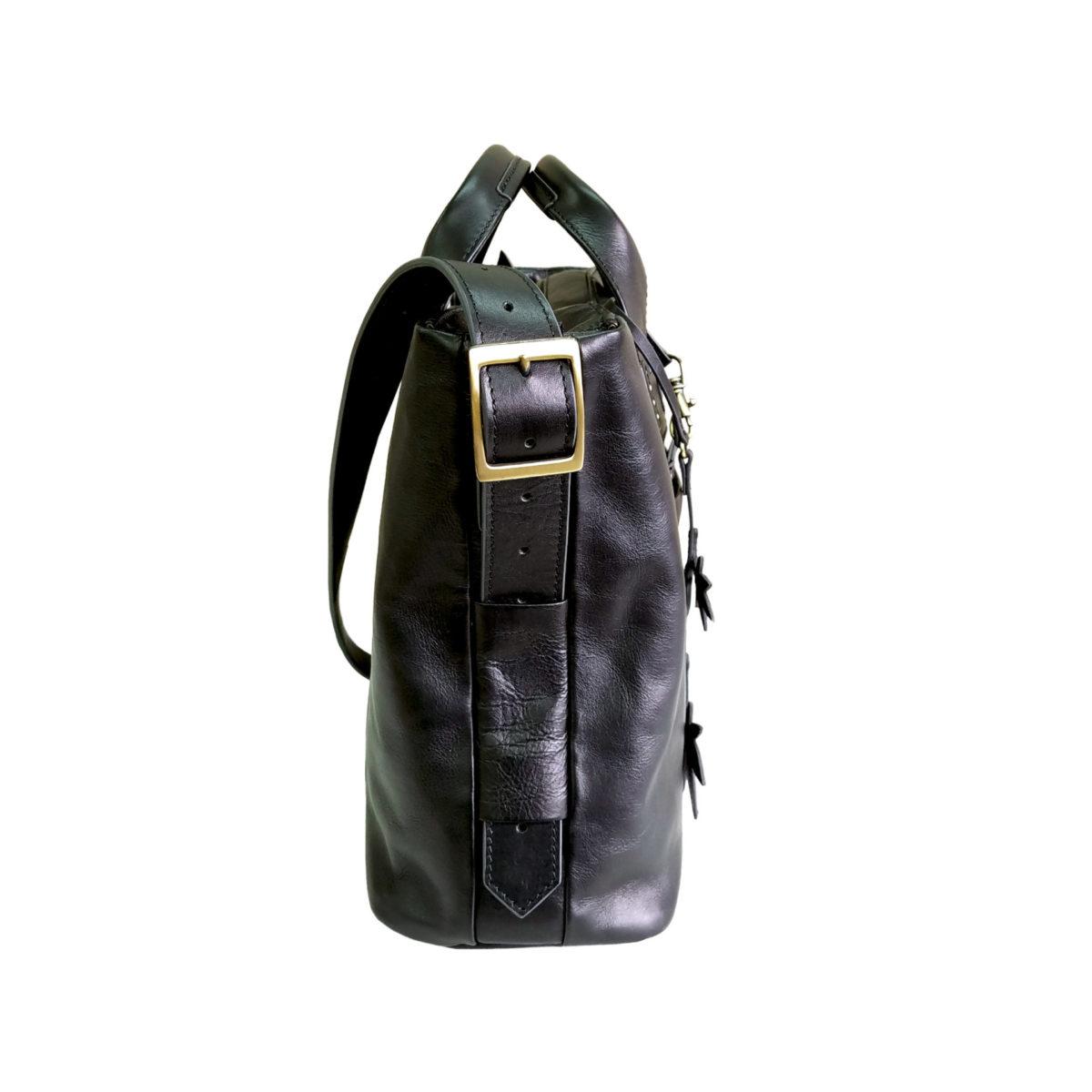 京都限定のELISIR caede KYOTO | エリシアカエデ京都のバッグシリーズ CORTEO CENTRO Nero