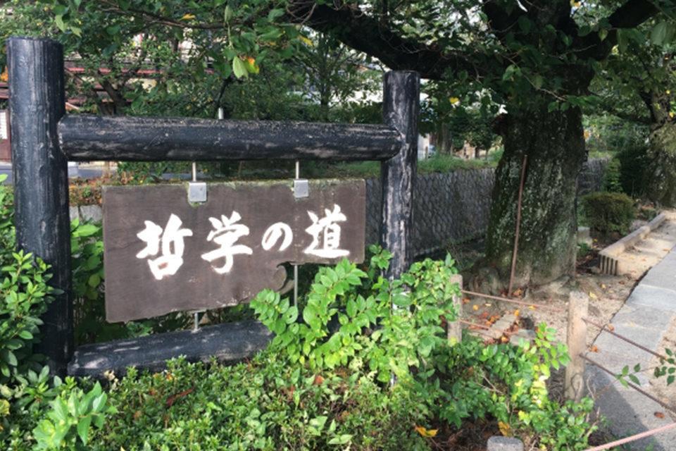 京都 紅葉 哲学の道