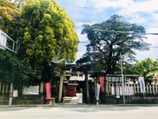 満足稲荷神社