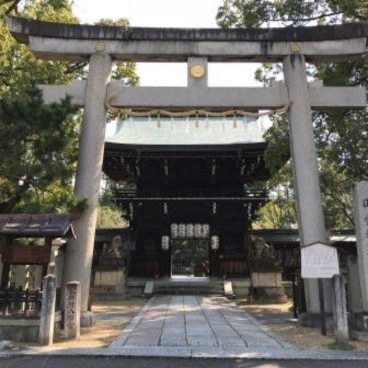 御靈神社(上御霊神社)